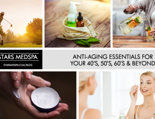Anti-Aging Essentials for your 40's, 50's, 60's and Beyond