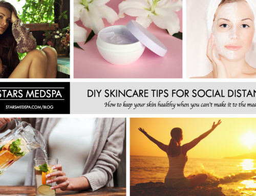 DIY Skincare Tips for Social Distancing